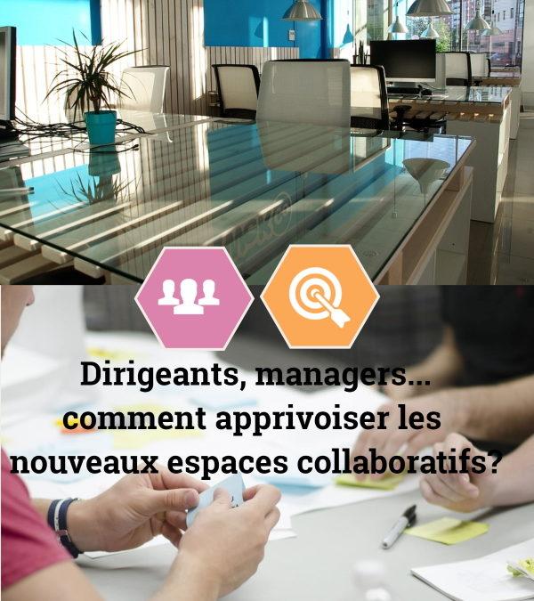 Dirigeants, managers : comment apprivoiser les nouveaux espaces collaboratifs ?